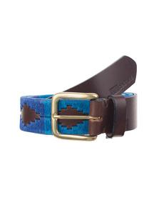 deBruné Polo Belt Royal Blue