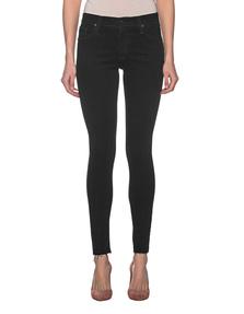 AG Jeans Farrah Skinny Denim Black
