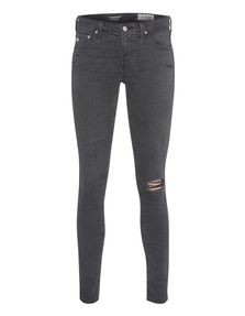 AG Jeans The Legging Ankle 10 Years Anthra