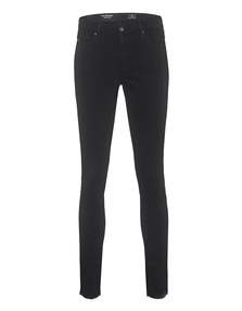 AG Jeans The Legging Ankle Black Ink