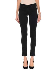 AG Jeans The Farrah Legging Ankle Black