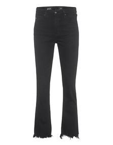 AG Jeans The Jodi Crop Black Storm