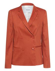 Dondup Giacca Linen Orange