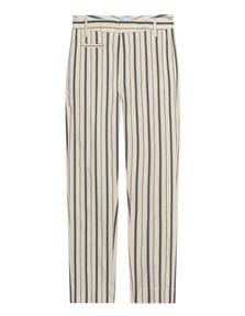 Dondup Ariel Stripe Off White