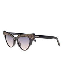 DSQUARED2 Dakota Black Gold