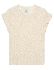 Dondup Knit Top Cream