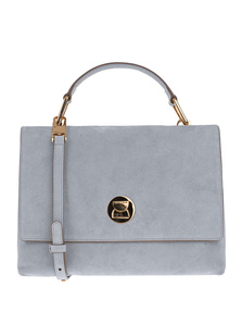 Coccinelle Liya Suede Light Grey