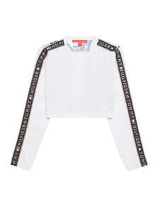 HILFIGER COLLECTION Cropped Stars & Stripes White