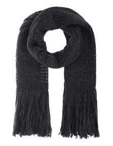 Isabel Marant Étoile Dylan Grunge Knit Faded Black