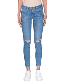 AG Jeans Legging Ankle Blue