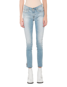 AG Jeans The Legging Ankle Light Blue