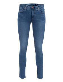 AG Jeans The Legging Ankle Super Skinny Blue