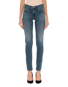 AG Jeans The Prima Cigarette Leg Blue