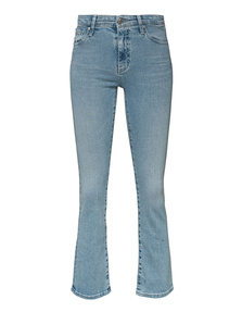 AG Jeans Jodi Crop Light Blue