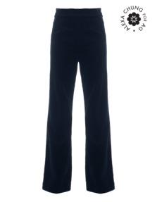 AG Jeans X Alexa Chung The Laura Dark Blue