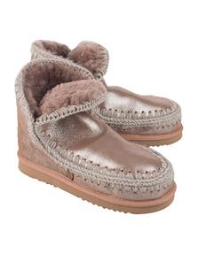 MOU Eskimo 18 Microglitter Pink Brown