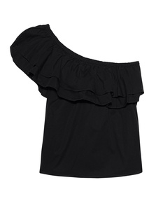 SINCERELY JULES Everly Top Black