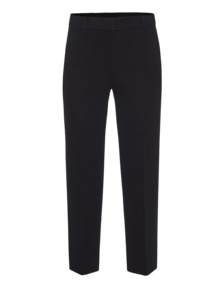 HELMUT LANG Wool Crop Knit Black
