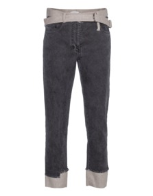 3.1 PHILLIP LIM Wool Destroy Grey
