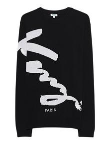 Kenzo Logo Black
