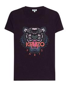 KENZO Tiger Classic Prune