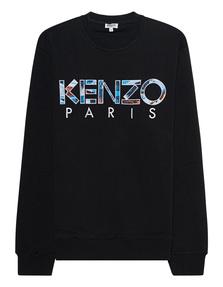KENZO Hawaii Logo Black