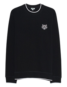KENZO Sweat Mini Tiger Black
