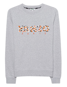 KENZO Classic Embroidery Grey