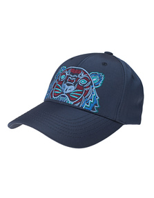 KENZO Tiger Front Blue