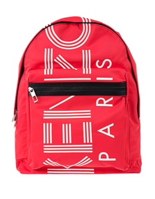 KENZO Front Logo Red