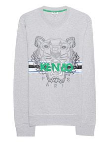 KENZO Sport Tiger Classic Stripe Grey