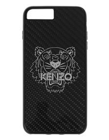 KENZO iPhone 7 Plus Carbon Fiber Black