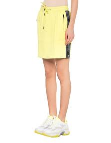 KENZO Mini Skirt Running Yellow
