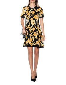 KENZO Flower Dress Multicolor