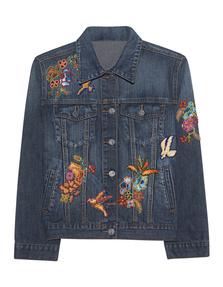 MAD Almadal Denim Embroidery Multi