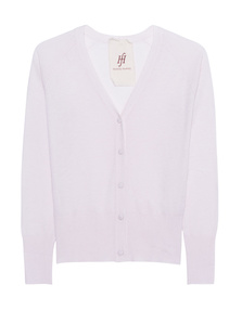 FRIENDLY HUNTING Cardigan Raglan Sport Cuff Pale Rose