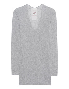 FRIENDLY HUNTING Richmond Shirt Exposed Light Grey Melange