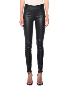 HELMUT LANG Skinny Leather Black