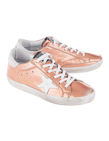 GOLDEN GOOSE DELUXE BRAND Superstar Caramel/White Star