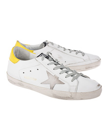 GOLDEN GOOSE DELUXE BRAND Superstar Ice Star White