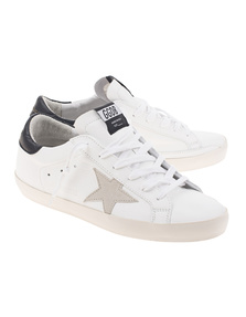 GOLDEN GOOSE DELUXE BRAND Superstar Lettering White