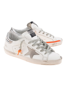 GOLDEN GOOSE DELUXE BRAND Superstar Grey Star