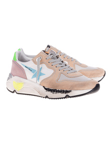 GOLDEN GOOSE DELUXE BRAND Running Sole Multicolor