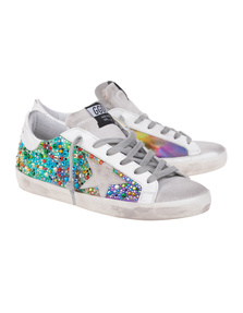GOLDEN GOOSE DELUXE BRAND Superstar Multicolor