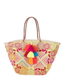 Etincelles Panier Multi Embroidery