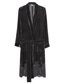 GOLD HAWK Anastasia Coat Grey