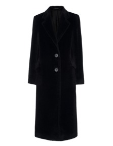 TAGLIATORE Sophisticated Alpaca Black