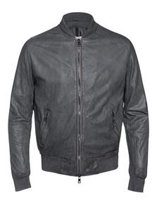 GIORGIO BRATO Gun Leather Grey