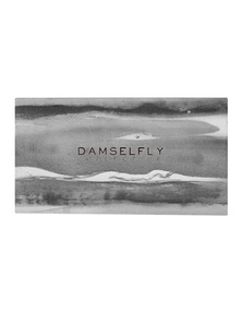 Damselfly Good Vibes White