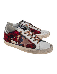 GOLDEN GOOSE DELUXE BRAND Superstar Jacquard Multicolor